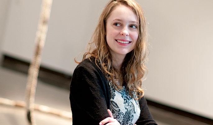 Johanna Henry museum internship