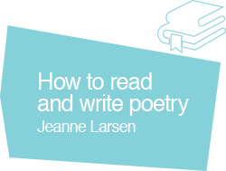 How to read and write poetry
