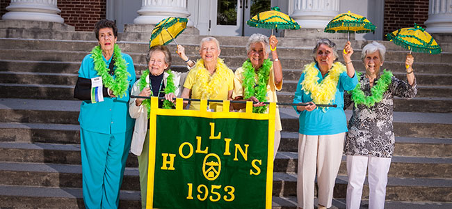 The Class of 1953 at Reunion 2013