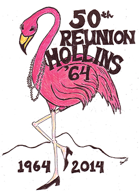 50th reunion Hollins 1964