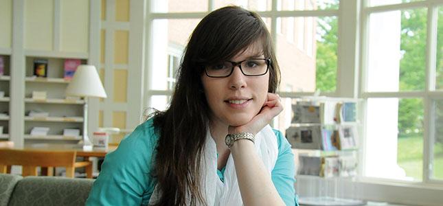 Catherine Hensly '14