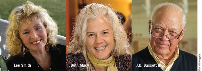 Lee Smith, Beth Macy, J. D. Bassett III