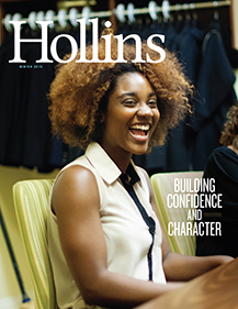 Winter 2015 Hollins magazine