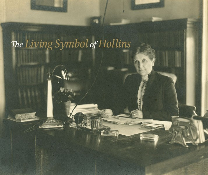 The Living Symbol of Hollins
