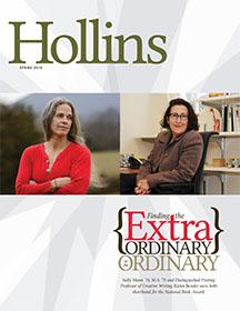 Spring 2016 Hollins magazine