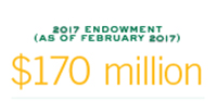 Endowment figures