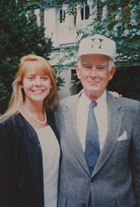 Photo of Elizabeth Dunahoo and Patrick Hayes