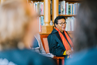 Photo of Bell Hooks