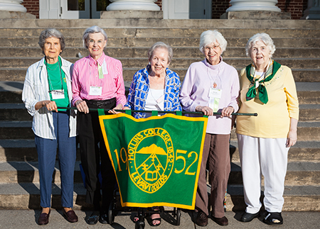 Photo of Class of 1952