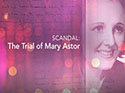 Book jacket for SCANDAL: The Trial of Mary Astor
