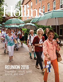 Hollins Magazine Summer 2018