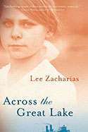 Book jacket for Across the Great Lake