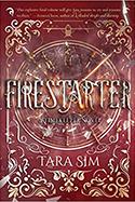 Book jacket: Firestarter