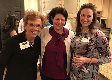 Alumnae event in Charlotte
