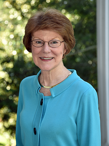 Interim President Nancy Oliver Gray