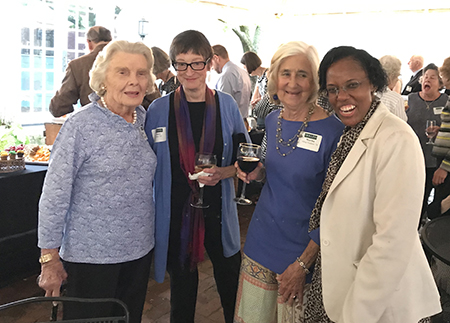Richmond alumnae event
