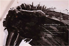 Betty Branch: Through the Crow's Eye, A Retrospective.