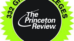 "The Princeton Review Features Hollins in ""The Best 378 Colleges"""
