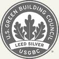 Hollins' Green Initiatives Move Forward with First LEED Silver-Certified Building