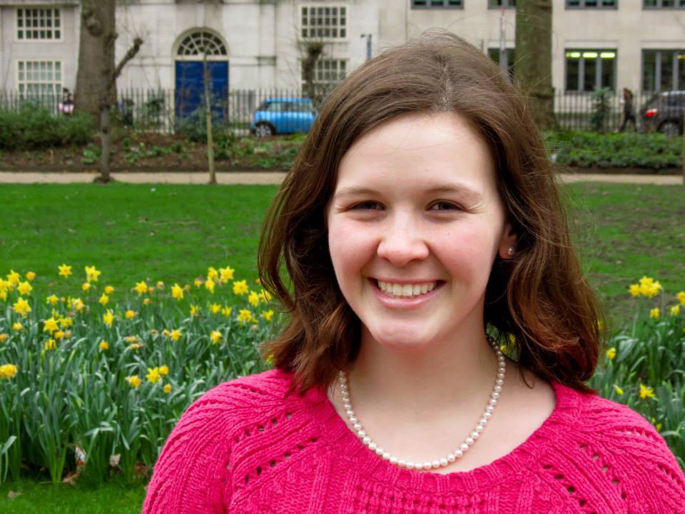 Molly Budd shares her experience studying abroad in London.