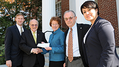 Hollins Receives Grant from the NADA Foundation