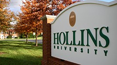 Hollins Announces Website Redesign