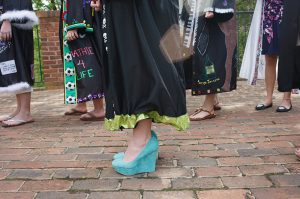 Shoes at Commencement