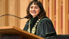 Pareena Lawrence Inaugurated as Hollins University's 12th President
