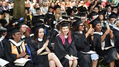 """""""Stand Tall, Forge Ahead"""": Hollins Celebrates Its 176th Commencement"""