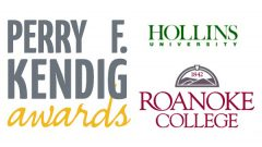 Hollins, Roanoke College Announce Perry F. Kendig Award Nominees
