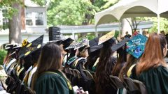 With Safely Accommodating All Graduates and Guests the Priority, Hollins to Conduct Commencement Exercises May 19