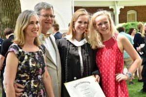 Photo from Commencement 2019