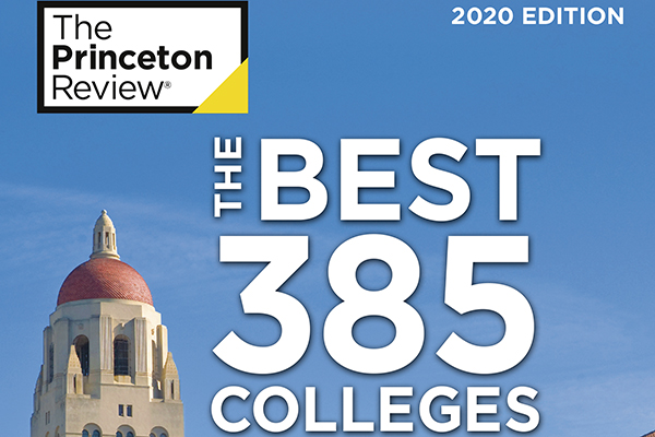 Best 385 Colleges - Book Cover