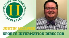 Hollins Names New Sports Information Director