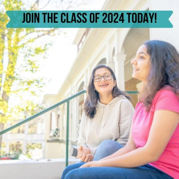 Join the class of 2024