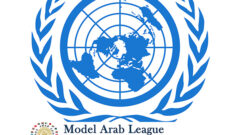 Model UN/Model Arab League Program Presents Honor Cords to Seven Seniors