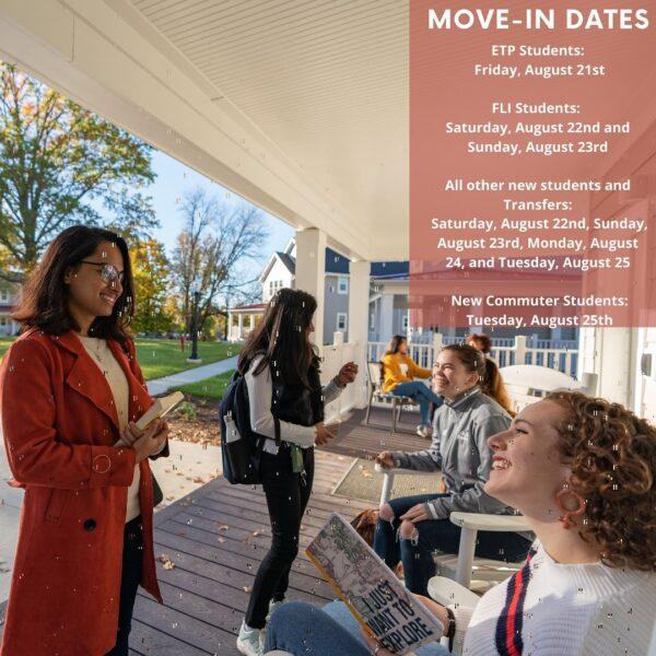 Move-in dates