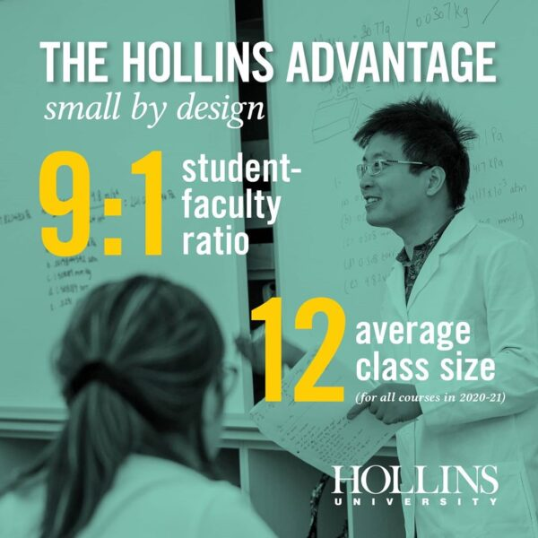 The Hollins Advantage