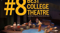 Nationally Ranked Hollins Theatre Institute Announces Online Events for 2020-21 Season