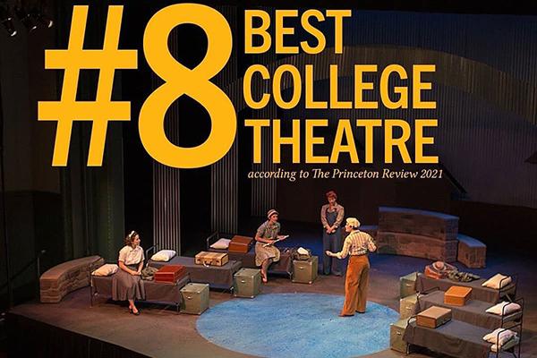 Best College Theatre Ranking