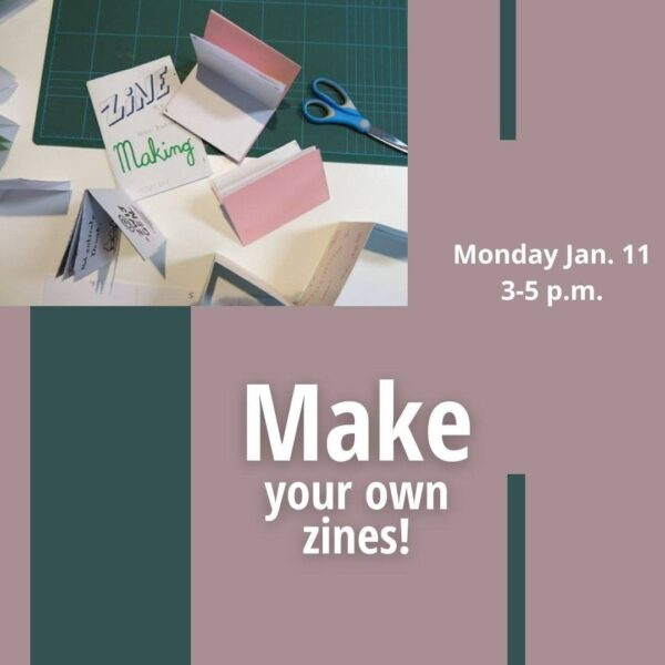 Make your own zines!