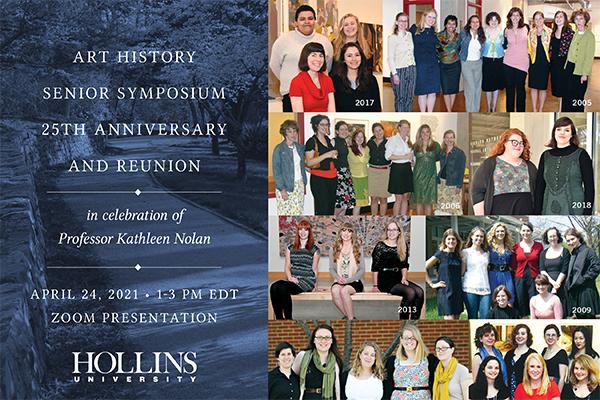 Art History Senior Symposium/Reunion