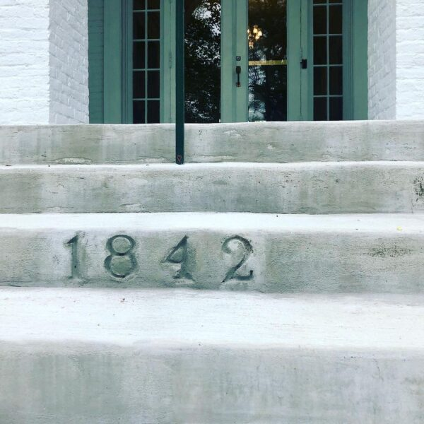 Steps of Main Building